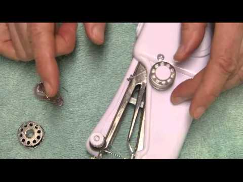 How To Use The Singer Handy Stitch Part 40A YouTube Best Handy Stitch Sewing Machine Not Stitching Properly