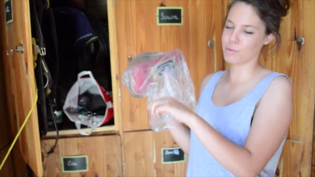 Présentation de mon casier, en détails :) - YouTube
