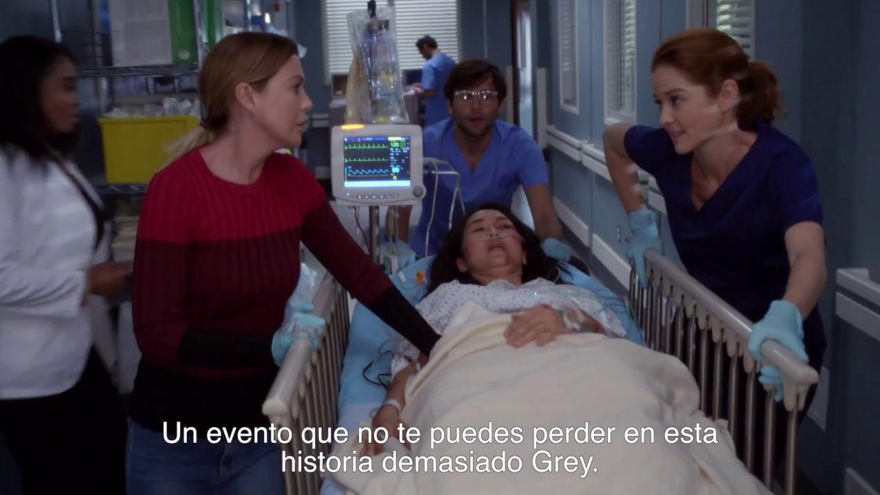 Sony On: Anatomía según Grey + Episodio 300 - YouTube