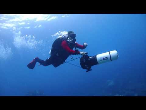 GUE SINGAPORE DPV Dive Trip