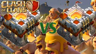 Ptzando cv11 full mato! - clash of clans -