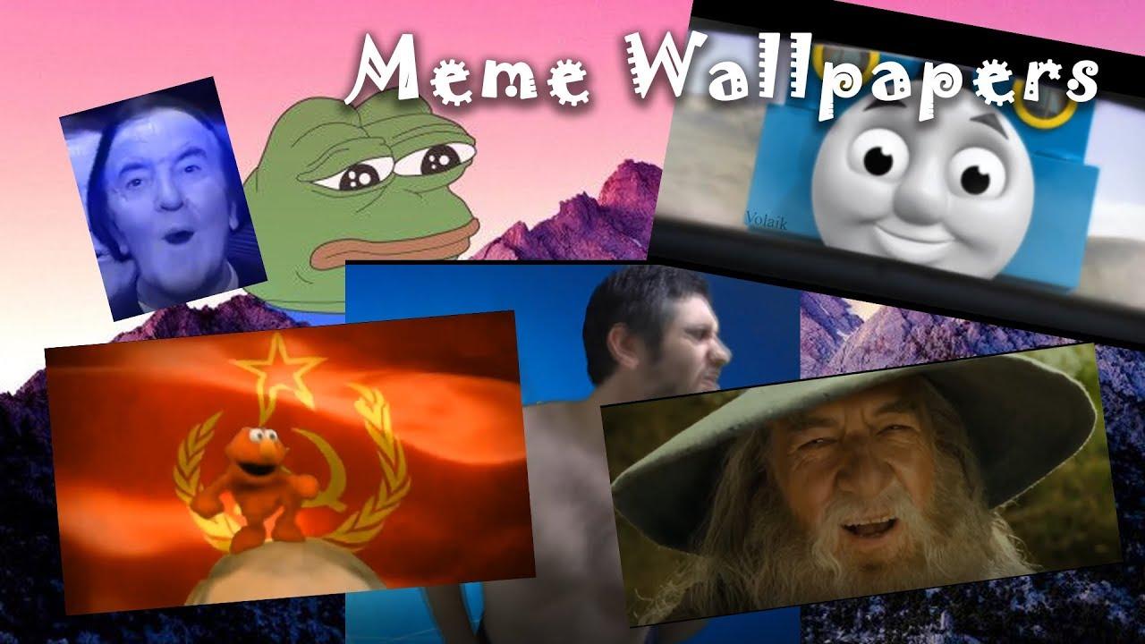 Best Meme Wallpapers Wallpaper Engine Youtube