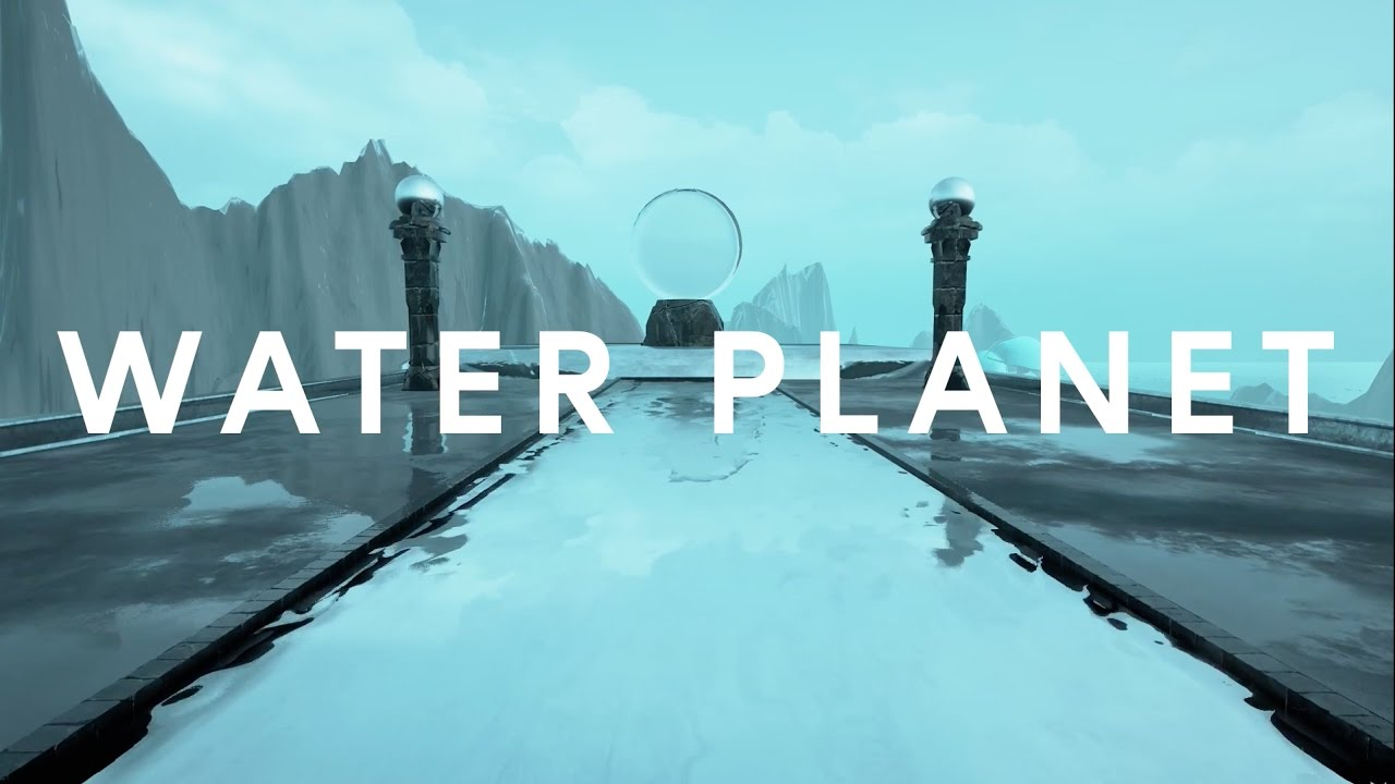 VIRGO - Water Planet EP and Game