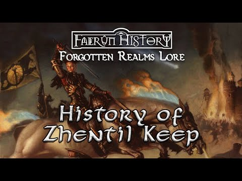 The Rise and Fall of Zhentil Keep - Forgotten Realms Lore |