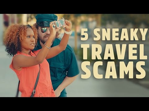 5 Sneaky Travel Scams to Watch Out For | POPSUGAR Travel