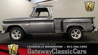 1966 Chevrolet C10 - Louisville Showroom -  Stock # 1215