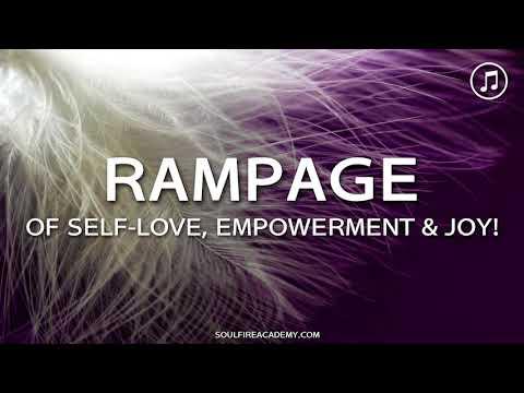 Abraham Hicks - RAMPAGE of Self-Love, Empowerment & Joy (Music + Binaural Beats) Mp3