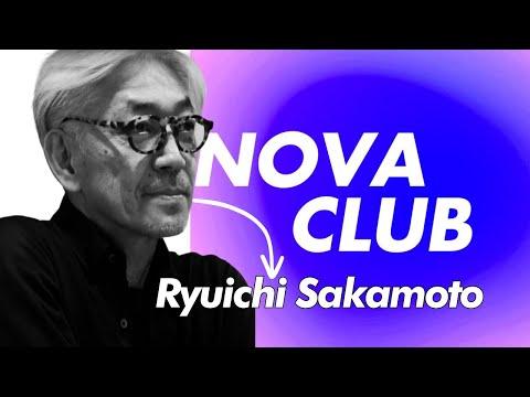 Ryūichi Sakamoto : « Moi aussi j'ai appris le piano avec des sonates ennuyeuses » - Nova Club