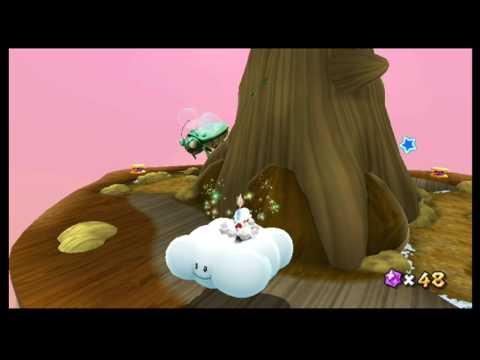 Super Mario Galaxy 2 Episode 5 World 2 & Hot Pepper Yoshi