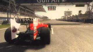 Formula 1 2010 Codemasters Intro