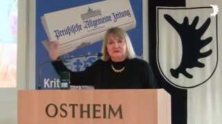"""Vera Lengsfeld über Meinungsfreiheit, PEGIDA, """"Kampf gegen Rechts"""" und Antifa"""