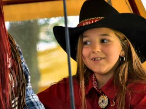 She Always Dreamed of Being a Cowgirl (Song for Kelley) by Rene Guylline