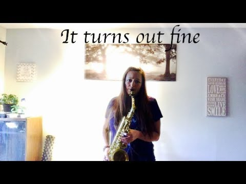 Quarter Past Four - Avriel and the Sequoias (Saxophone Cover w/Lyrics)