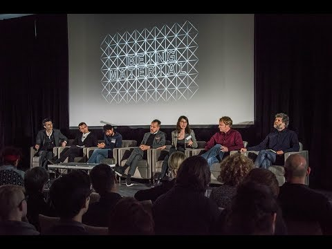 2017 CAST Symposium BEING MATERIAL: PROGRAMMABLE Panel Discussion