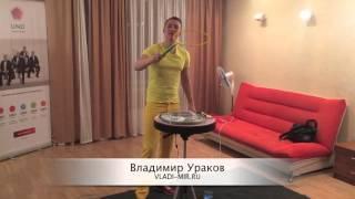 Рецепт раствора мыльных пузырей от Владимира Уракова