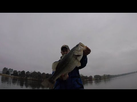 Cranking Em Up Guntersville Lake