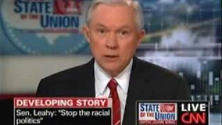 "Leahy to Sessions: ""Come On, Stop The Racial Politics"""