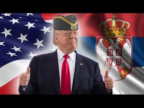Serbia for Trump - 1