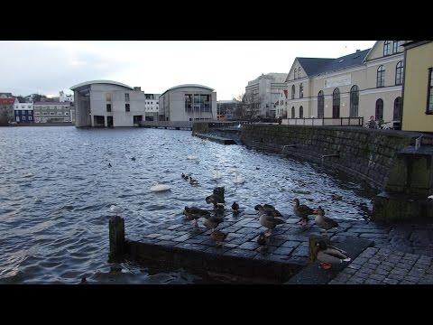 Reykjavík, Iceland - Tjörnin HD (2014)