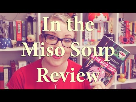 Book Review | In the Miso Soup by Ryū Murakami