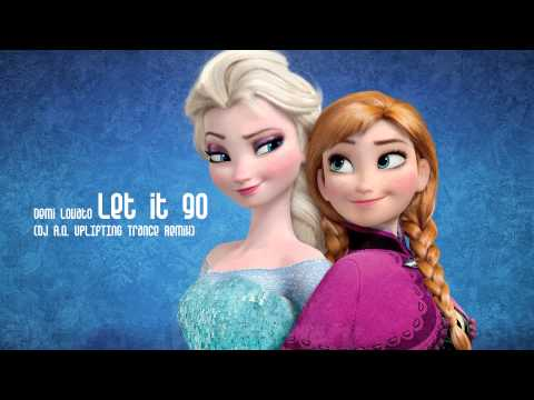 Frozen - Let it go [DJ A.Q. Uplifting Trance Remix] Demi Lovato
