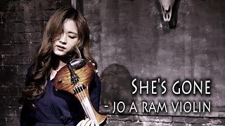 she's gone(steel heart) - 조아람 전자바이올린(Jo A Ram violin cover)