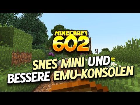 AFTER HUMANS ☣️ 602: SNES MINI und bessere (?) Emulator-Konsolen