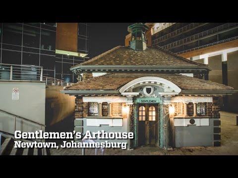 Gentlemen's Arthouse - Boschendal Style Award Nominee