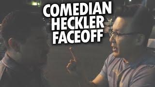 Comedian Gets In Heckler