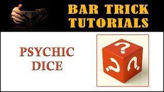 cool bar tricks revealed psychic dice tricks tutorial