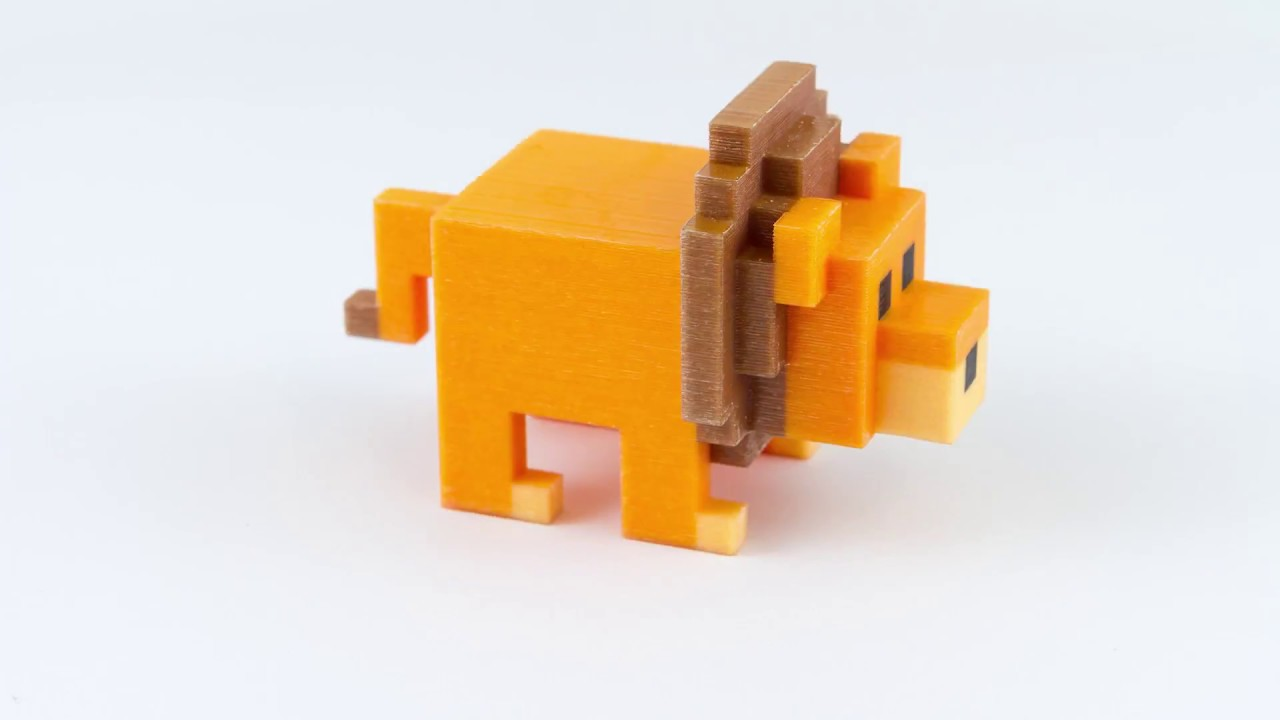 3D printing tutorial for beginners in MagicaVoxel | 3D Printing Blog