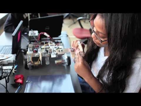 Blended Learning Initiative - Robotics with Penn Engineering