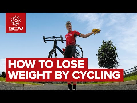 How To Lose Weight Through Cycling | Healthy Weight-loss From Riding Your Bike