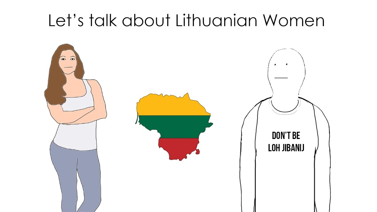 how to say beautiful in lithuanian
