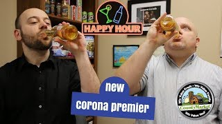 NEW Corona Premier First Taste Review