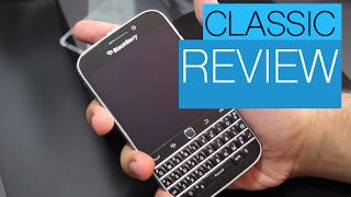 BlackBerry CLASSIC: Review: The BEST BLACKBERRY EVER!