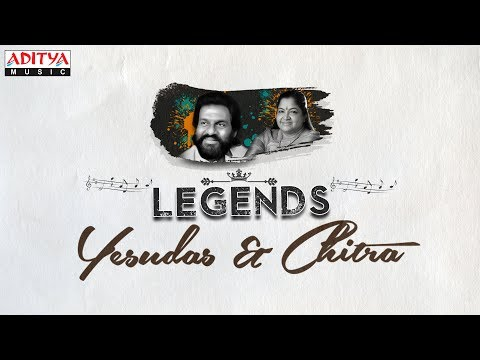 Legends - Yesudas & Chitra | Telugu Golden Songs Jukebox Vol. 1