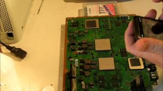 (PS3) PlayStation 3 YLOD Repair - the proper way to reflow your board