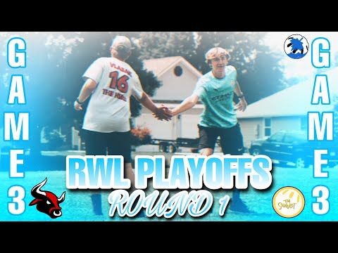 RWL PLAYOFFS (Round 1) | Game 3 | Sandlot @ Cows | RWL PLAYOFFS 2021! |