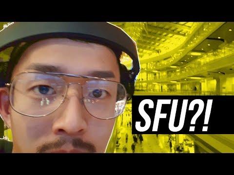 Life as a SFU Student (Simon Fraser University SURREY CAMPUS) 2018