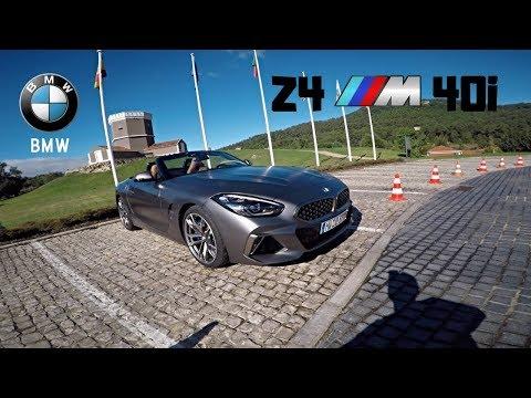 2019 BMW Z4 M40i - FIRST POV LOOK ( Exterior & Interior + Exhaust SOUND!)