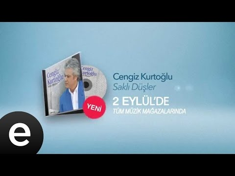 Saklı Düşler (Cengiz Kurtoğlu) Album Teaser #saklidusler