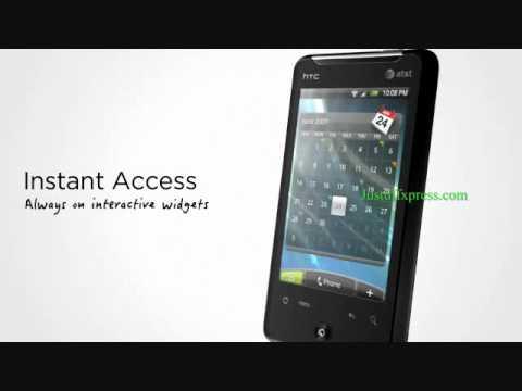 HTC Aria A6380 Video Promo