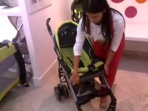 542e305fa Tutto Bambino - Carrinho Travel System Perugia - Infanti Techno Green -  YouTube