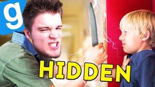 ZNĘCAM SIĘ NAD MOIMI NOWYMI KOLEGAMI! | Garry's mod (With: EKIPA) #781 - Hidden [#57]