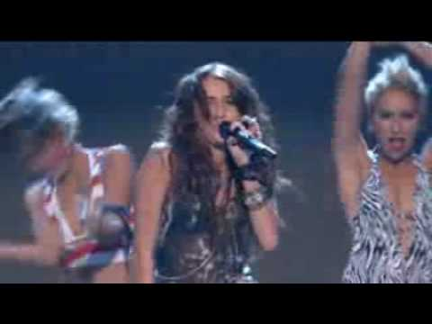 Download Miley Cyrus - Live At TCA 2009 - Party In The Usa