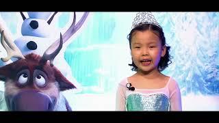 Frozen OLAF хүүхэлдэйн киноноос ямар үлгэр дуурайлал авсан бол?