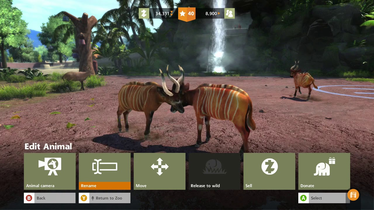 How do you breed animals in zoo tycoon xbox 360 — pic 2