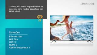 Smart TV LG 49UB8200 LED 4K UHD de 49 Polegadas