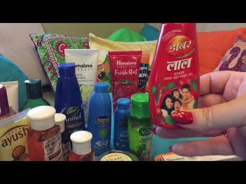 Что привезти из Индии, Гоа, часть 1. Кремы, масла, мыло.